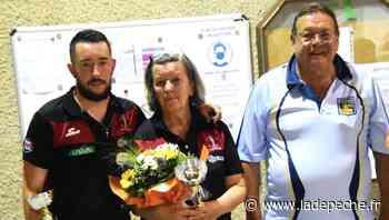 Gaillac. Pétanque : Michèle et William Roger, vice-champions du Tarn en doublette mixte - ladepeche.fr