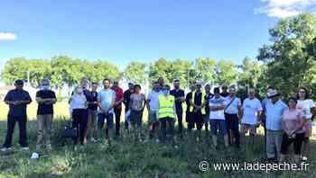Le collectif des Aubaresses veut repenser la circulation à Gaillac - ladepeche.fr