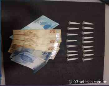 Polícia Civil desarticula ponto de tráfico de drogas em Tobias Barreto - 93Notícias