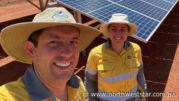 Stand-alone power system trial near Mount Isa - The North West Star