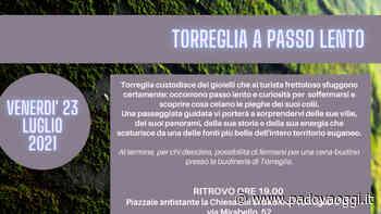 "Camminata guidata: ""Torreglia a passo lento"" - PadovaOggi"