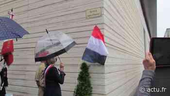 Yvelines. Inauguration de la rue de la Légion d'Honneur à Rambouillet - actu.fr