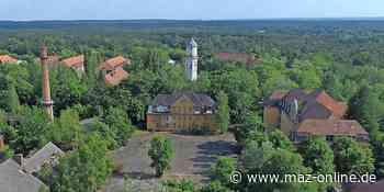 Lost Places in Teltow-Fläming im Video: Drohnenflüge über Wünsdorf, Sperenberg, Jüterbog und Kummersdorf - Märkische Allgemeine Zeitung