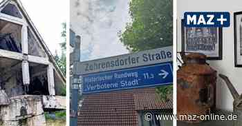 Lost Places in Teltow-Fläming: Museen, Bunker, Touren und Wanderwege in Wünsdorf, Sperenberg, Kummersdorf und Jüterbog - Märkische Allgemeine Zeitung