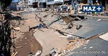 Teltow-Fläming: Große Hilfsbereitschaft für Opfer der Flutkatastrophe - diese Hilfsaktionen sind geplant - Märkische Allgemeine Zeitung