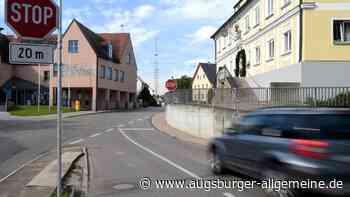 Problemkreuzung wird nächstes Jahr ausgebaut - Augsburger Allgemeine