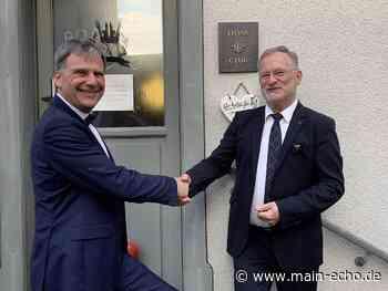 Präsidentenwechsel im Lions-Club Main-Spessart-Obernburg - Main-Echo