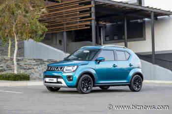 Suzuki Ignis 1.2 GLX: Boutique styling, bargain price tag - BizNews