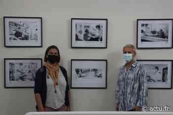 Bayeux : GCS Axanté dévoile son exposition photo « Au cœur de la pandémie » - La Renaissance - Le Bessin