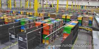 Troisdorf: Amazon hat Auslieferungszentrum in Betrieb genommen - Kölnische Rundschau