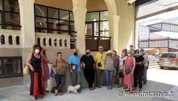 Millau : sans l'interpeller, la police nationale verbalise le militant Iñaki Aranceta pour non-port du masque - Midi Libre