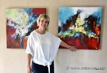 Millau. Evelyne Loubié (E.Lou) de retour au Vieux Moulin - Millavois.com
