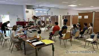 """Millau : le centre de vaccination tourne à """"120 %"""" de ses capacités - Midi Libre"""