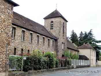 À la découverte de « La Pépinière », ancien couvent de Yerres – Ateliers « La Pépinière » ancien couvent de Concy samedi 18 septembre 2021 - Unidivers