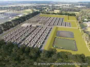 Maoneng make public plans for Mornington 240 MWp/480 MWh big battery - pv magazine Australia