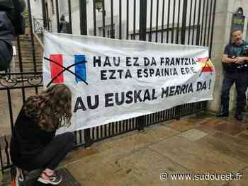 Saint-Jean-de-Luz : front républicain suite à la manifestation à caractère indépendantiste du 14 juillet - Sud Ouest
