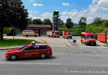 Sigmaringen: Weitere Helfer aus dem Landkreis Sigmaringen fahren in das Katastrophengebiet: Überwältigende Hilfsbereitschaft für Flutopfer - SÜDKURIER Online