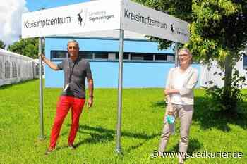 Hohentengen: Impfen to go: Mobiles Impfteam ist im Landkreis Sigmaringen unterwegs - SÜDKURIER Online