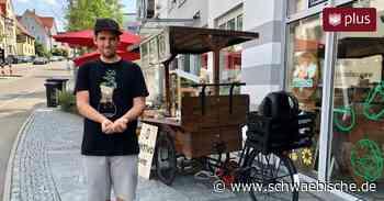 Südamerikanischer Kaffee auf Rädern in Sigmaringen - Schwäbische