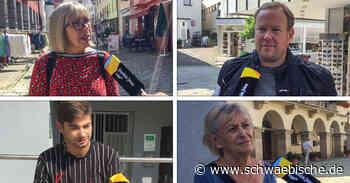 Niedrige Impfquote: Umfrage in Sigmaringen zu den Gründen - Schwäbische