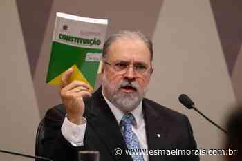 Bolsonaro indica recondução de Augusto Aras; PGR é reserva técnica para o Supremo - Blog do Esmael
