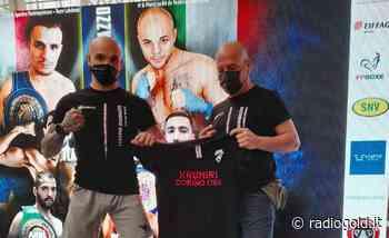 Il giorno della verità per Lucio Randazzo: Devil Inside stasera sul ring di Parigi per il titolo europeo - Radiogold