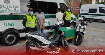 El 62% de los hurtos en Bucaramanga son en motocicleta - Caracol Radio