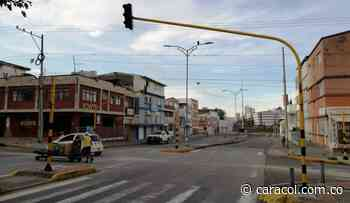 Vandalismo sacó de servicio semáforos en 16 intersecciones - Caracol Radio