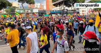 """""""Garantías para la protesta"""", llamado de los manifestantes en Bucaramanga - Vanguardia"""