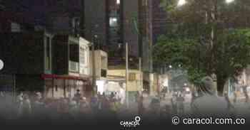 VIDEO: Marcha del 20 de julio terminó en disturbios - Caracol Radio