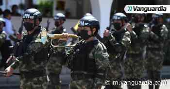 Con ceremonia militar, Bucaramanga conmemoró la Independencia de Colombia - Vanguardia