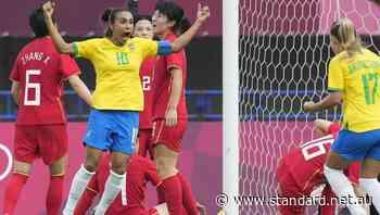 Sweden stun US, Brazil rout China at Games - Warrnambool Standard