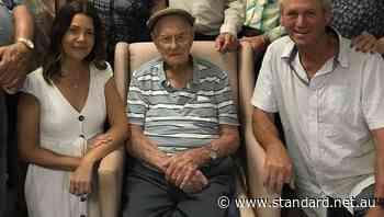 Australia's oldest man dies at 111 in Qld - Warrnambool Standard