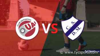 Por la fecha 2 se enfrentarán UAI Urquiza y Dep. Merlo - TyC Sports