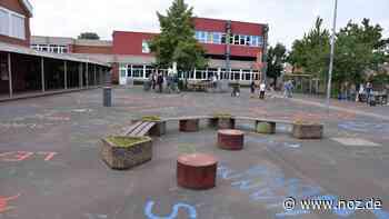 Gymnasium Haren: Schulhof soll endlich saniert werden - noz.de - Neue Osnabrücker Zeitung