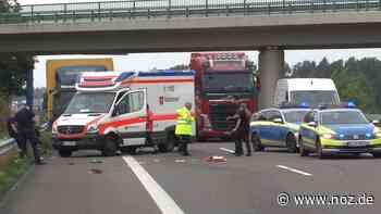 65-Jähriger nach Unfall auf A31 bei Haren lebensgefährlich verletzt - NOZ