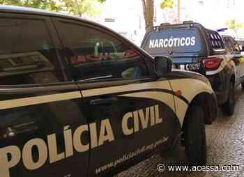 Homem é preso suspeito de tráfico de drogas em Juiz de Fora - Portal ACESSA.com