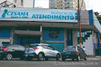 Juiz de Fora pode ter 'taxa de drenagem' incluída na conta da Cesama - Tribuna de Minas