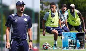 Manchester City scrap friendly against Troyes in France due to Covid travel rules