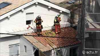 A Marseille, l'incendie d'une pizzéria nécessite l'évacuation de 25 enfants dans une piscine - actu.fr