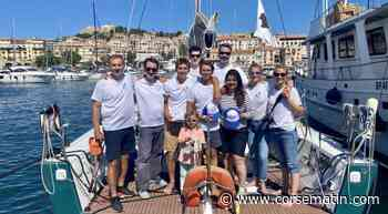 Une traversée Marseille-Calvi pour la prévention du suicide - Corse-Matin