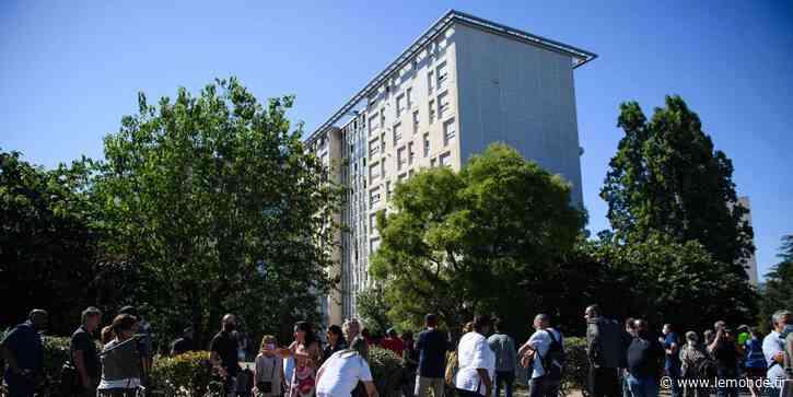 A Marseille, l'incendie des Flamants provoque des tensions - Le Monde