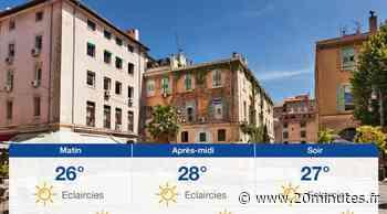 Météo Marseille: Prévisions du mercredi 21 juillet 2021 - 20minutes.fr