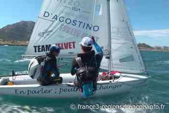 Deux lycéens traversent la Méditerranée entre Marseille et Calvi sur un petit voilier - France 3 Régions
