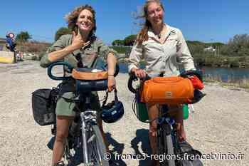 Sète : de Marseille à Barcelone, deux aventurières en croisade contre les déchets sur les bords de la Méditerr - France 3 Régions