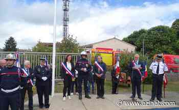 Lavelanet : Le 14 juillet a fait la part belle aux sapeurs-pompiers, à l'humain - Actualités en Ariège sur Azinat.com - Azinat.com TV