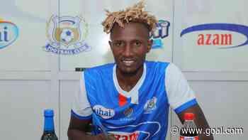 'I am used to pressure' - Ex-Gor Mahia ace Muguna after completing Azam FC move