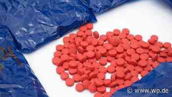 Wilnsdorf: Kiloweise Amphetamin dabei – Mann festgenommen - Westfalenpost