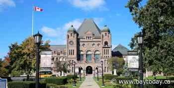ONTARIO: Watchdog says province spent $10.3 billion less than planned during last fiscal year