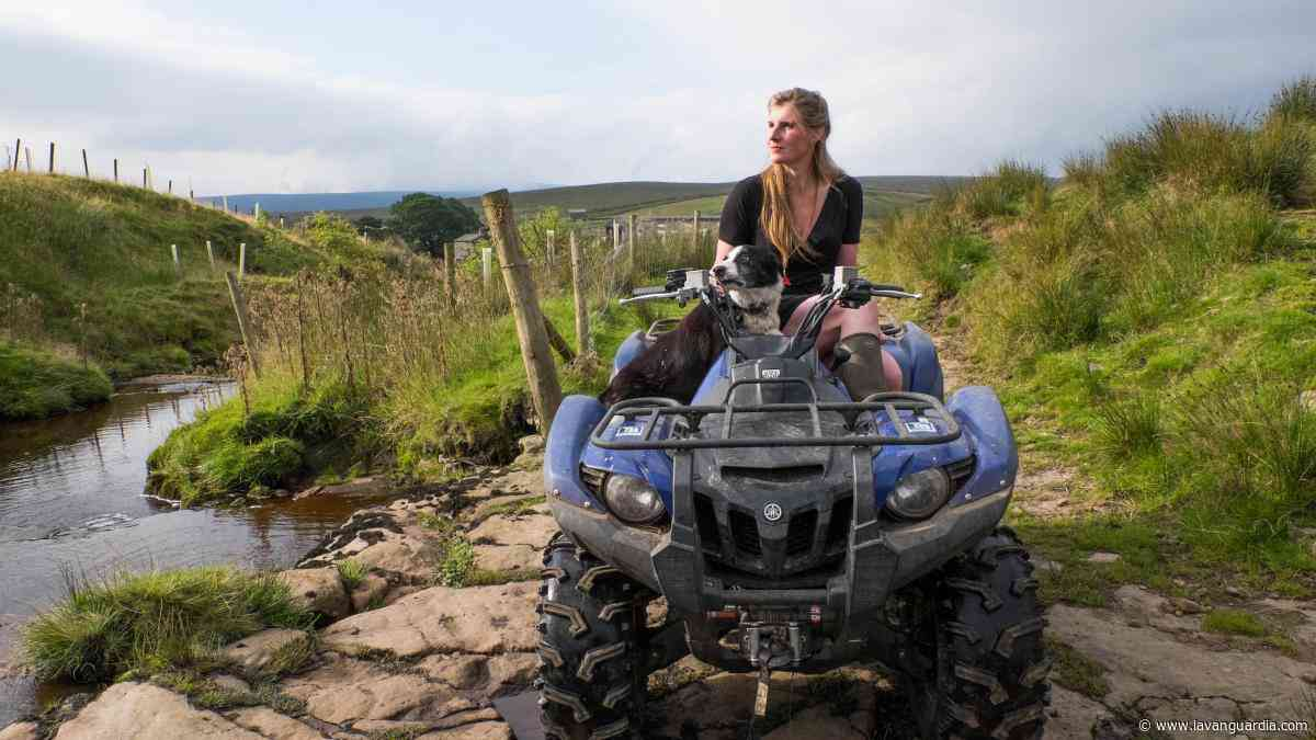 Amanda Owen, la pastora y madre de 9 hijos convertida en estrella de la televisión - La Vanguardia